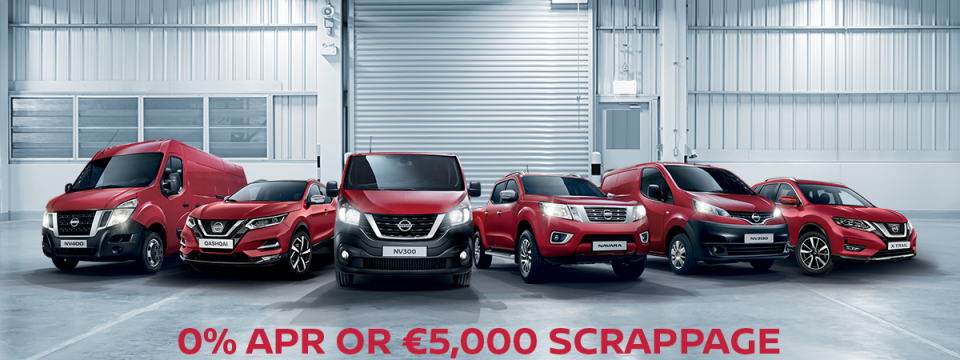 0 Apr Finance Or Up To 5 000 Scrappage On Commercial Vehicles At Barlo Nissan Barlo Nissan