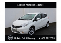 Nissan Note SV + Family Pack + Tech Pack