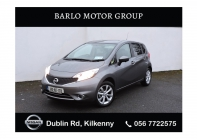 Nissan Note 1.2 SV + Family Pack + Tech Pack